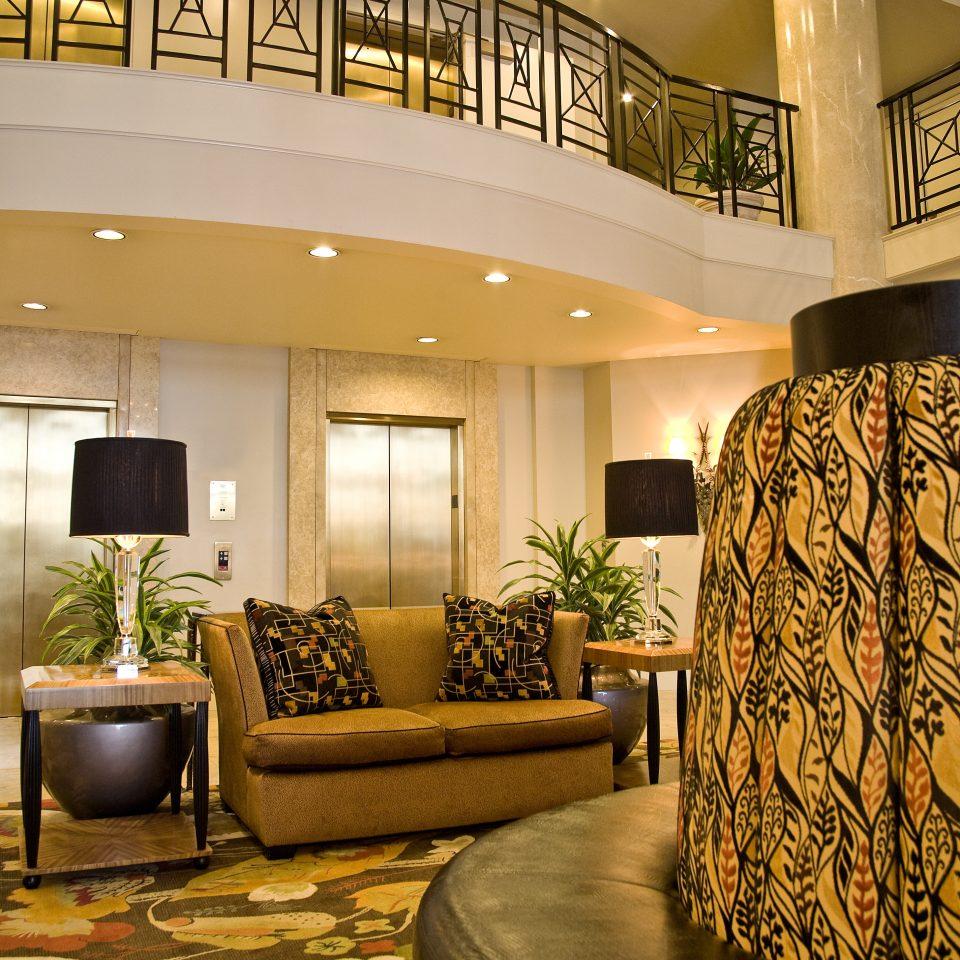 lobby interior shot