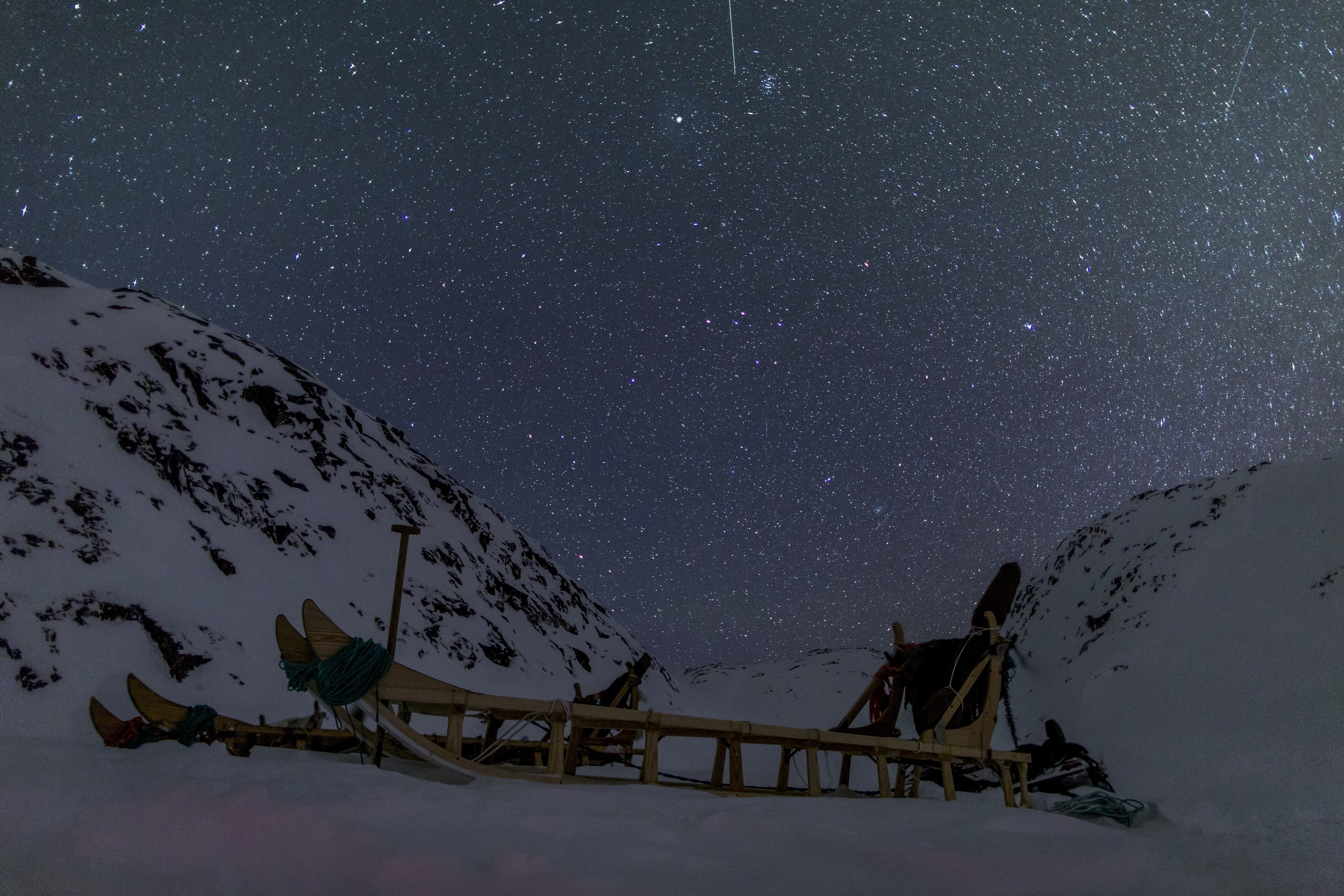Trip Ideas outdoor sky snow night weather Winter atmosphere of earth astronomy star screenshot astronomical object day