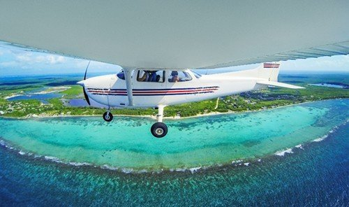 Trip Ideas plane airplane outdoor air travel vehicle aircraft airline blue aviation light aircraft wing engine shore wave tarmac
