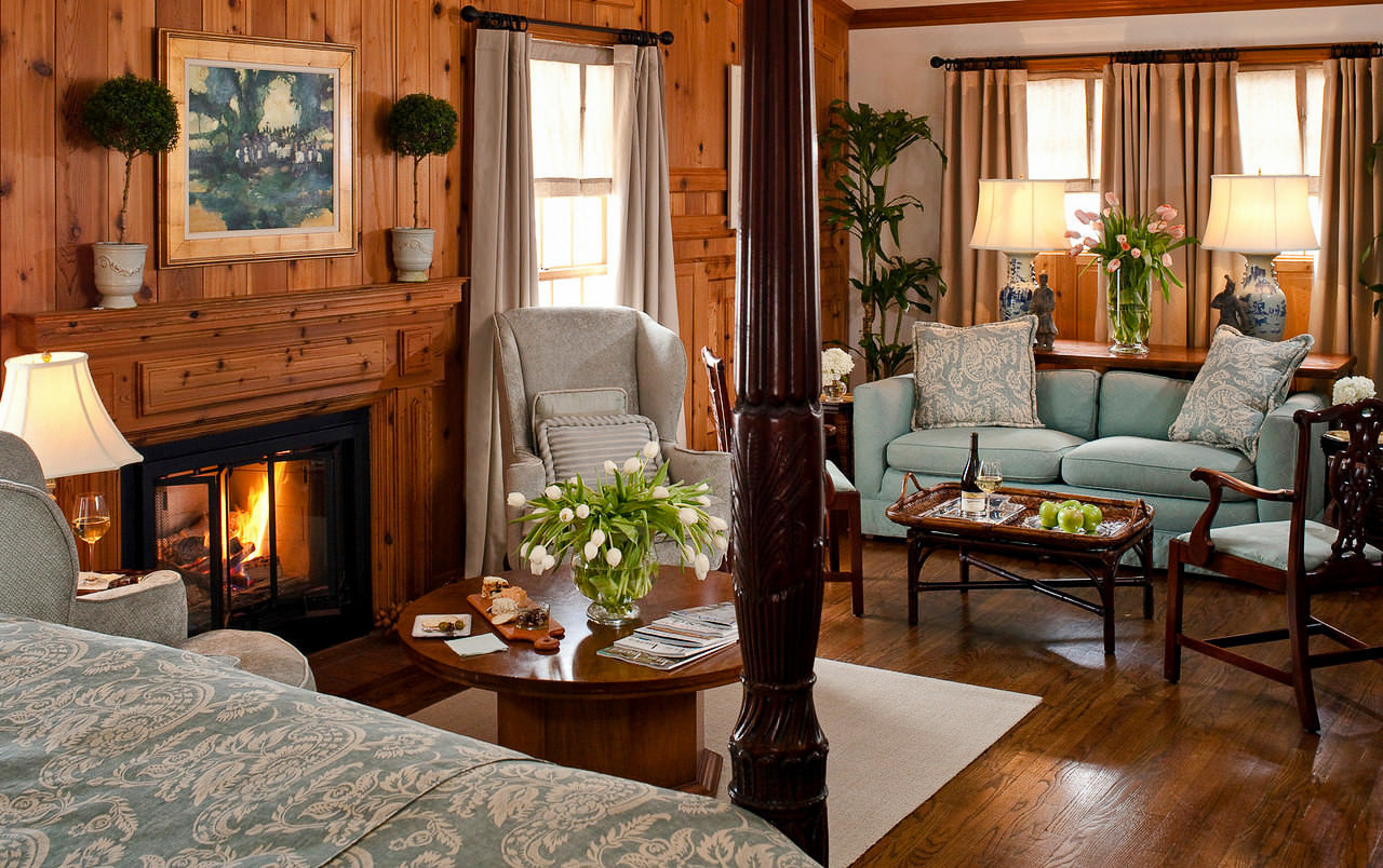 Most Romantic Bed and Breakfasts in the U.S.