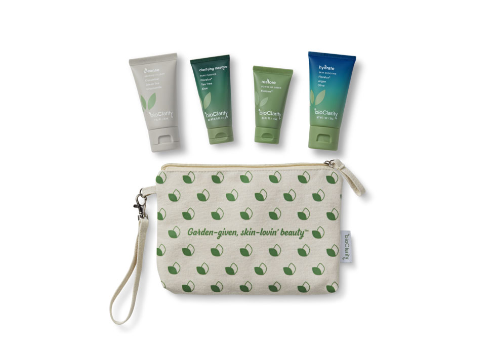BioClarity Garden Glow Mini Set