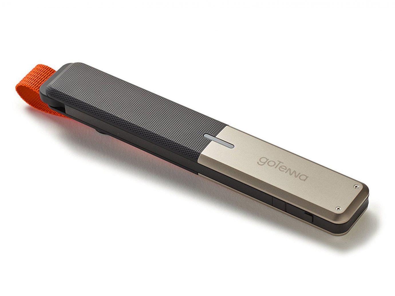 Style + Design utility knife hair iron case