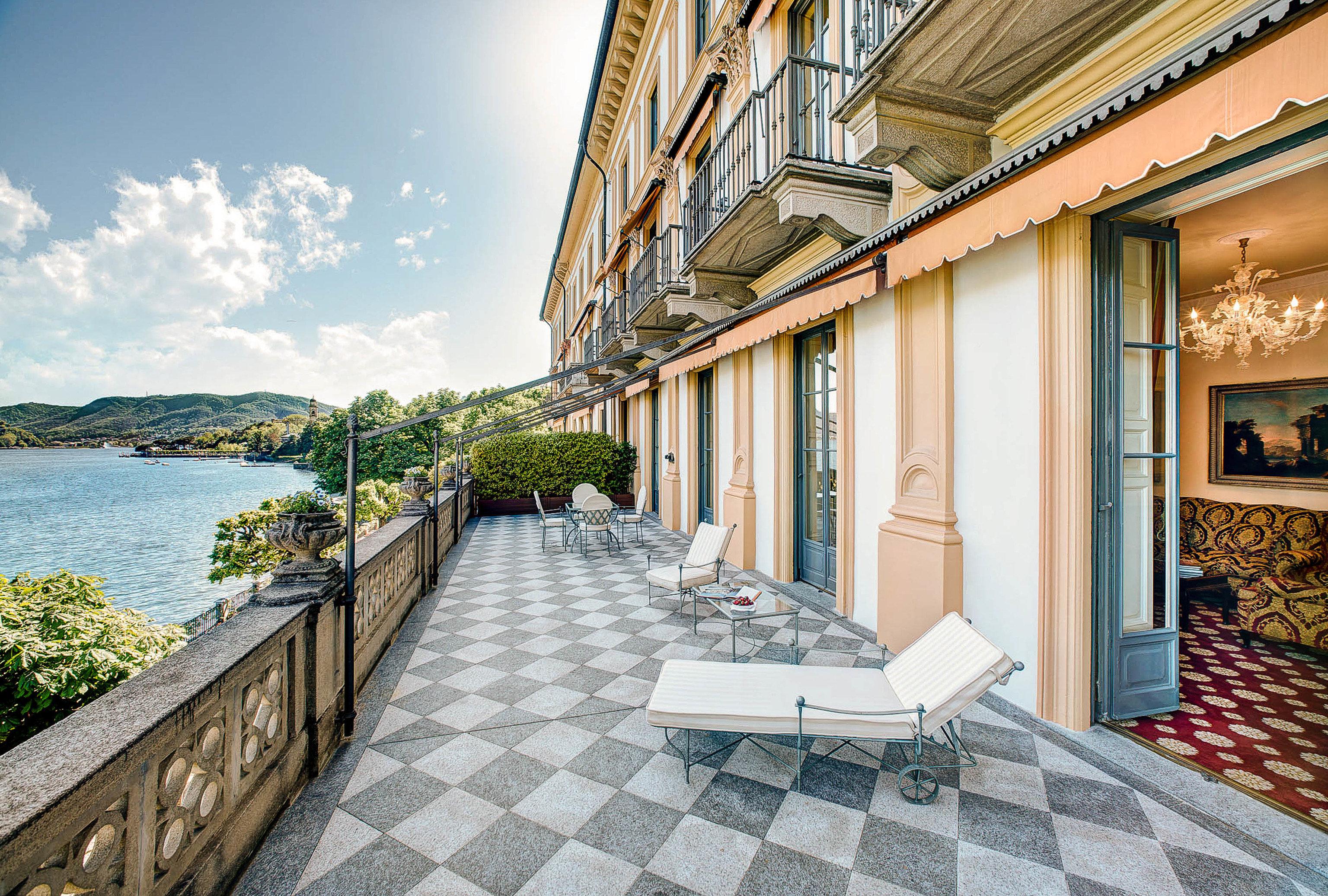europe Trip Ideas property real estate home Balcony estate apartment building sky Villa outdoor structure condominium facade house walkway