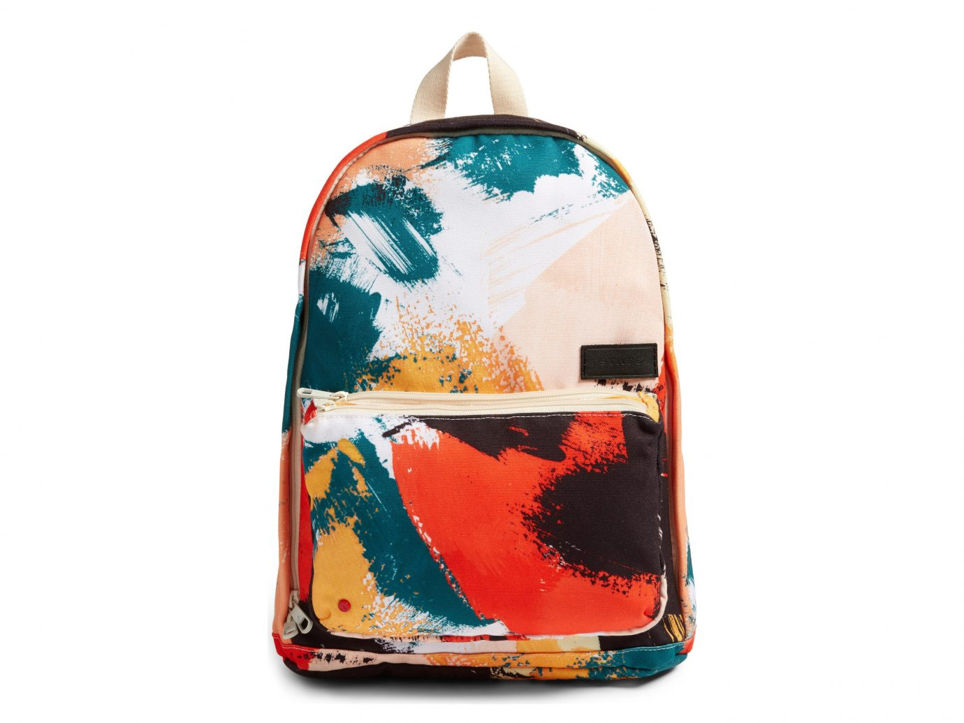 Style + Design bag shoulder bag backpack handbag product orange brand pattern accessory colored