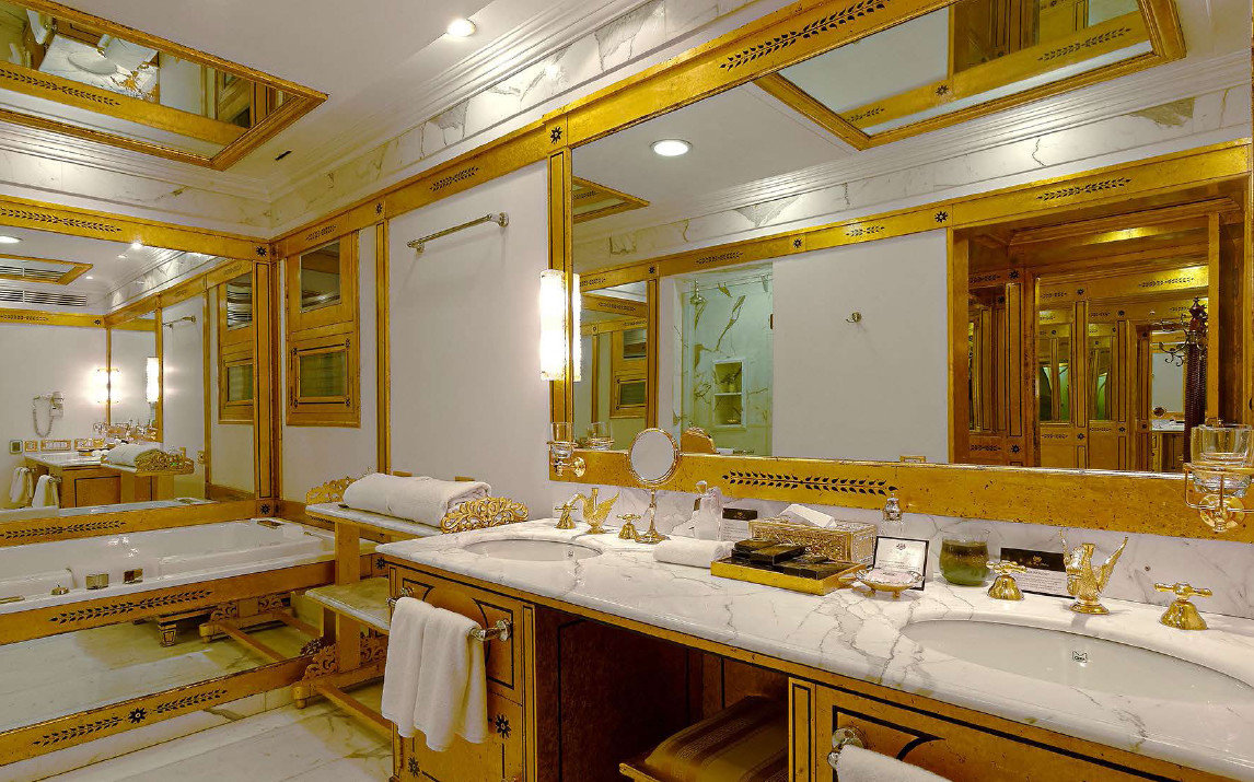 Hotels Luxury Travel indoor wall room property estate ceiling home interior design restaurant mansion counter real estate Design Kitchen palace