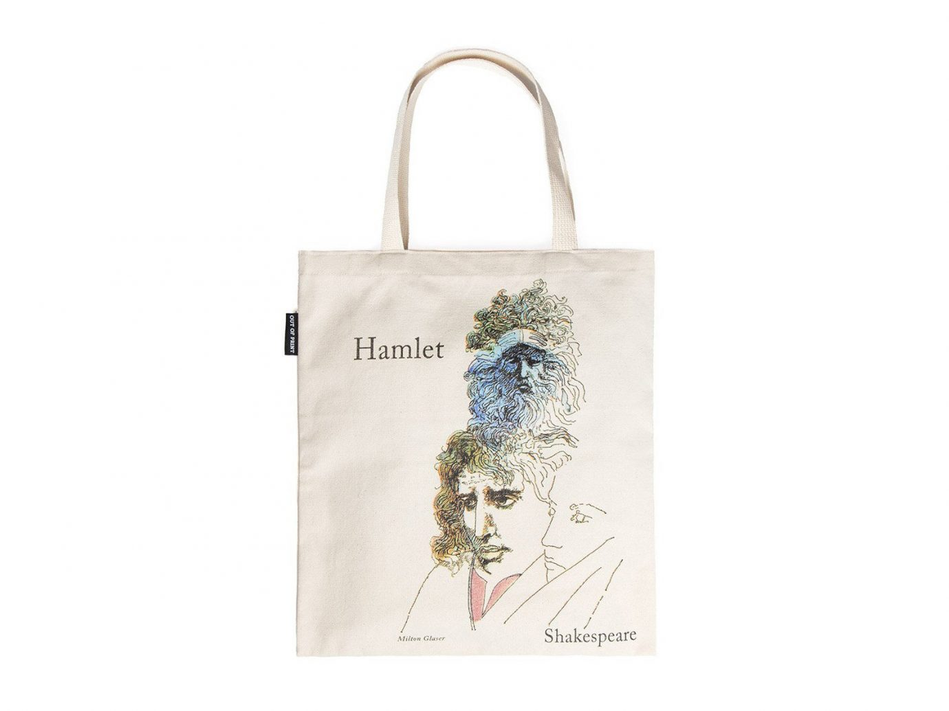 Shop Out of Print Shakespeare Tote Bag on Amazon