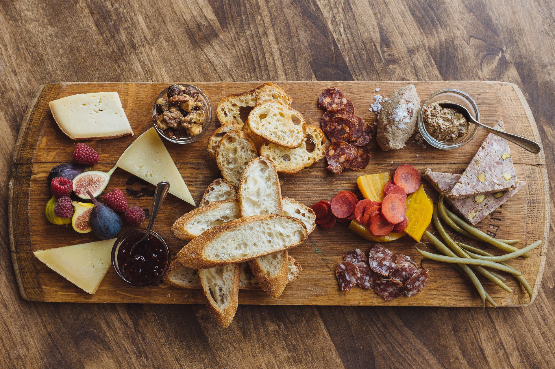 appetizer charcuterie Dining Eat food Food + Drink gourmet Health + Wellness Travel Tips floor meal wooden produce breakfast baking flavor wood sliced