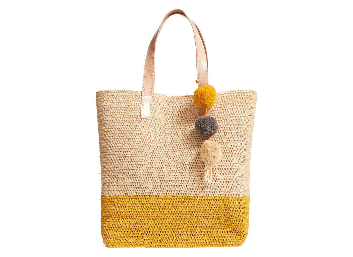 Style + Design accessory handbag bag yellow straw fashion accessory shoulder bag tote bag textile material pattern case