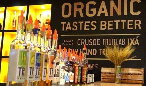 Food + Drink Bar liquor store brand