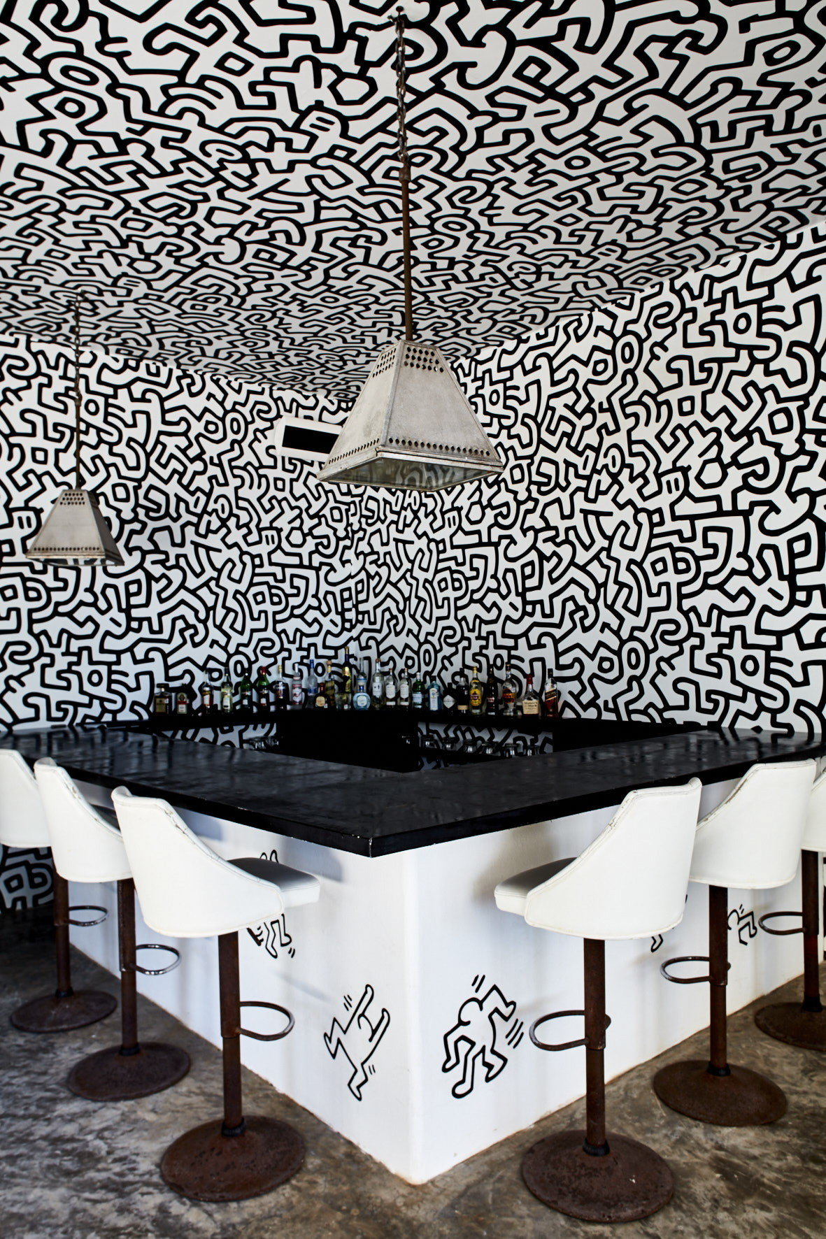Boutique Hotels Hotels Mexico Tulum wall table furniture interior design chair Design product design pattern wallpaper lighting accessory flooring tablecloth floor