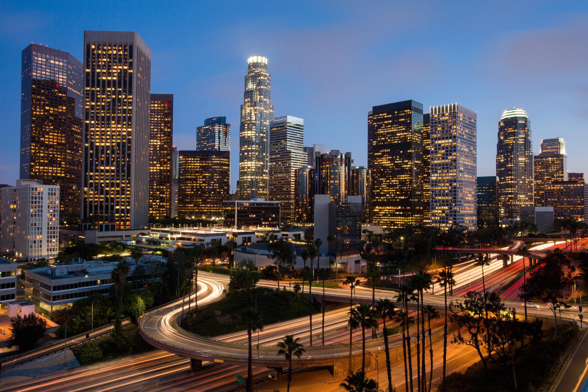 Лос-анджелес картинки города