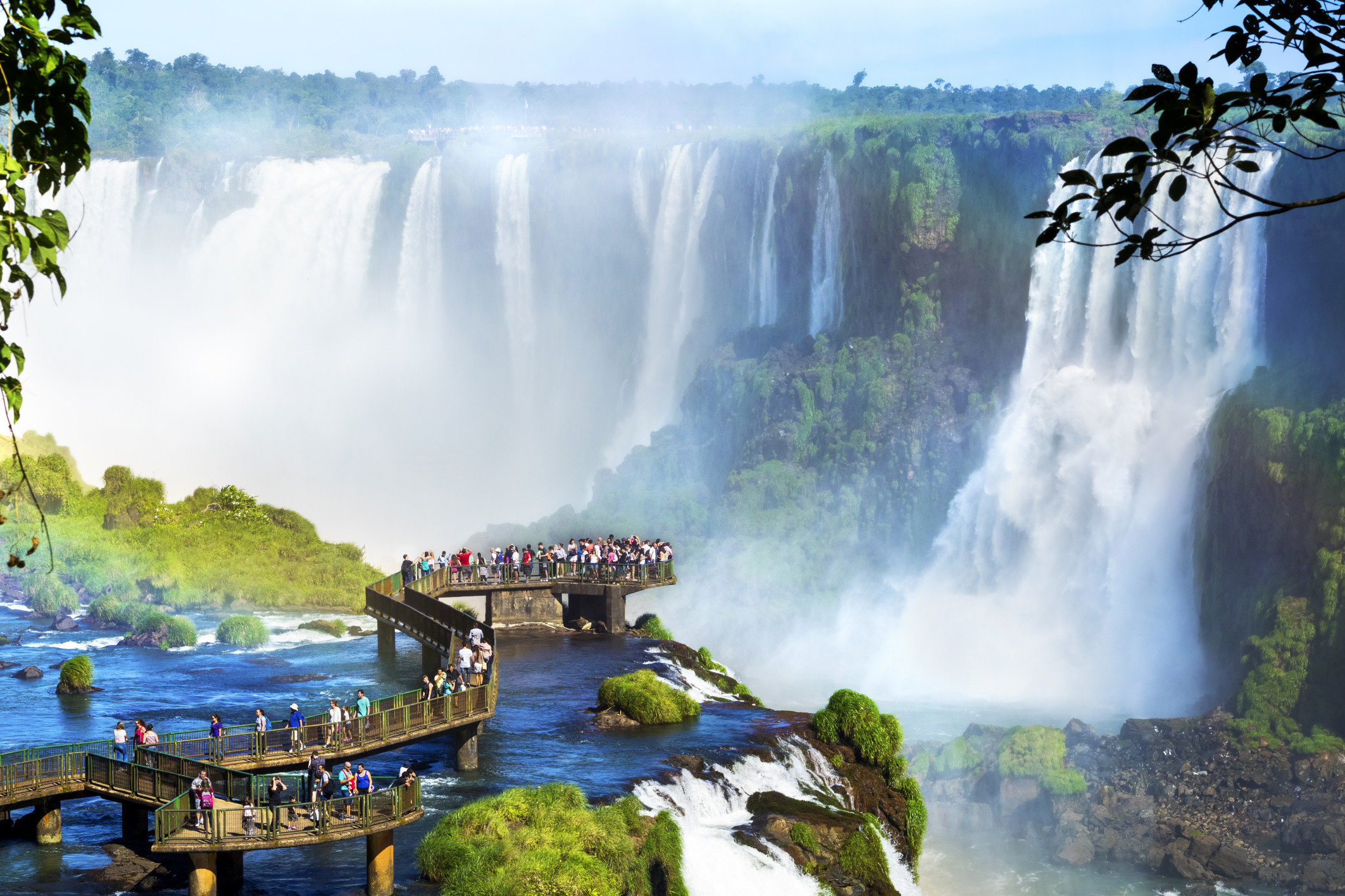 Beaches Brazil Trip Ideas tree water Nature Waterfall outdoor body of water River water feature Jungle steam park smoke wave Forest