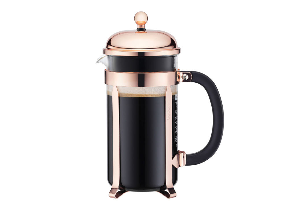 Gift Guides Travel Shop kitchenware small appliance mug kettle product design product french press pot cup lid coffeemaker electric kettle