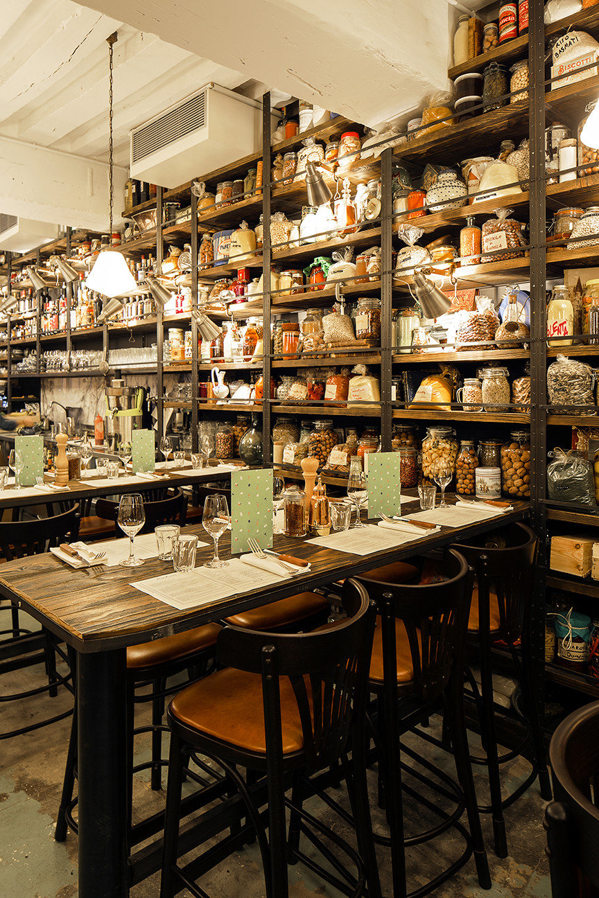 Food + Drink France Paris indoor building bookselling scene grocery store meal restaurant