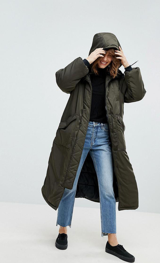 Style + Design Travel Shop person coat outerwear jeans fashion headgear jacket girl