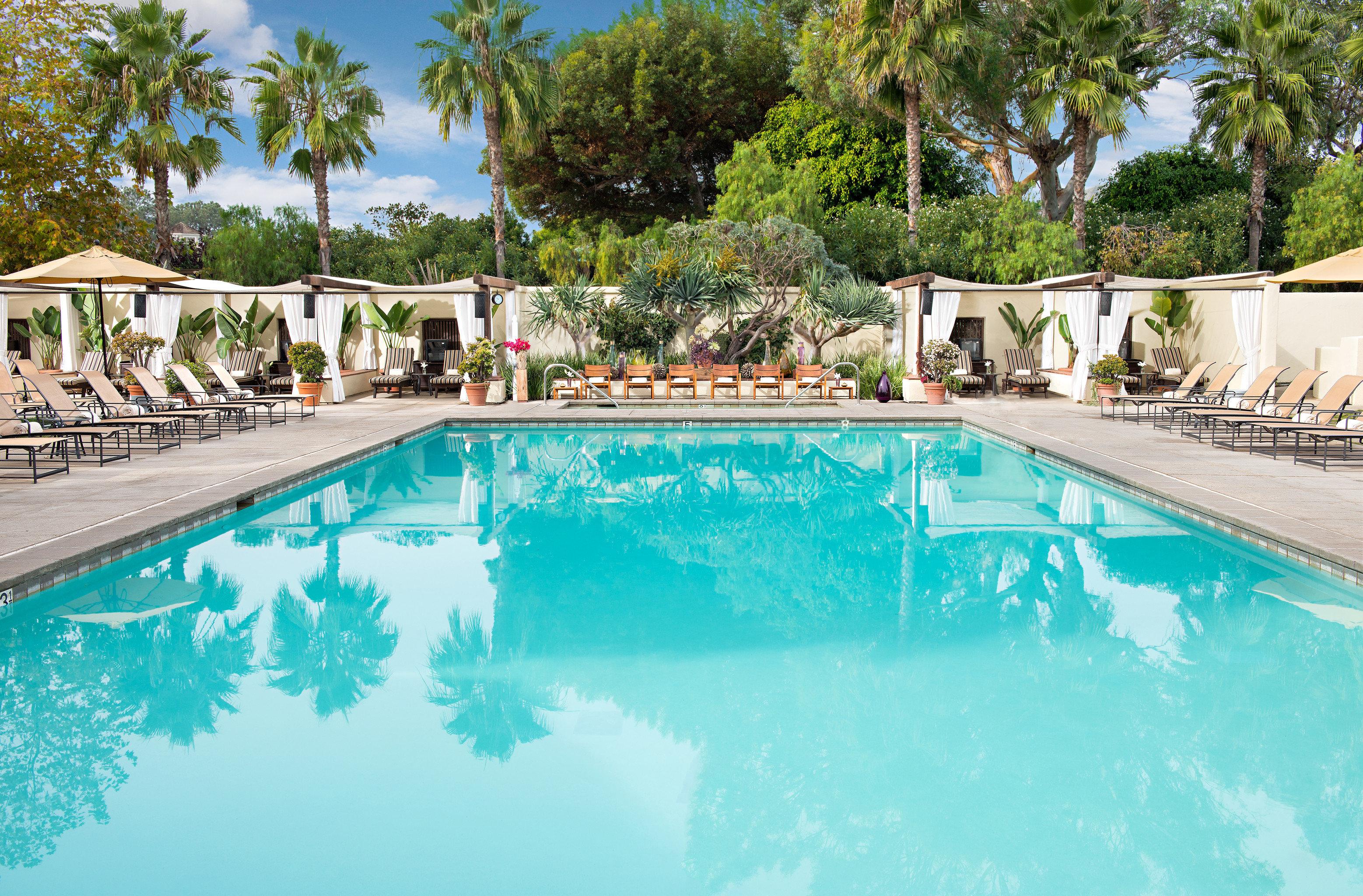 Exterior Hotels Pool Resort Trip Ideas tree outdoor swimming pool property leisure estate vacation Villa resort town backyard real estate swimming