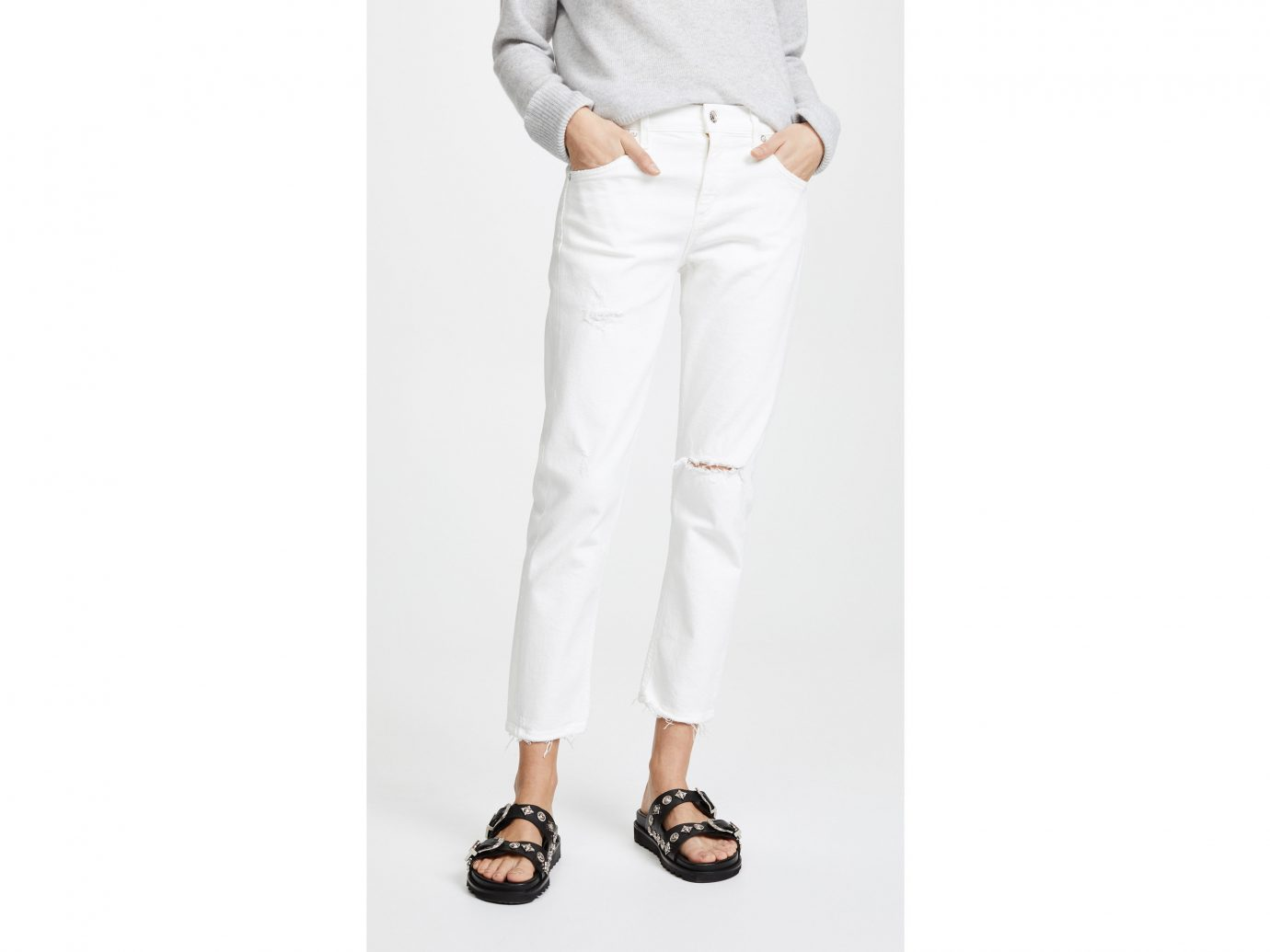 City Palm Springs Style + Design Travel Shop clothing white person standing posing trouser waist wearing joint active pants jeans trousers abdomen trunk pocket shoe dressed