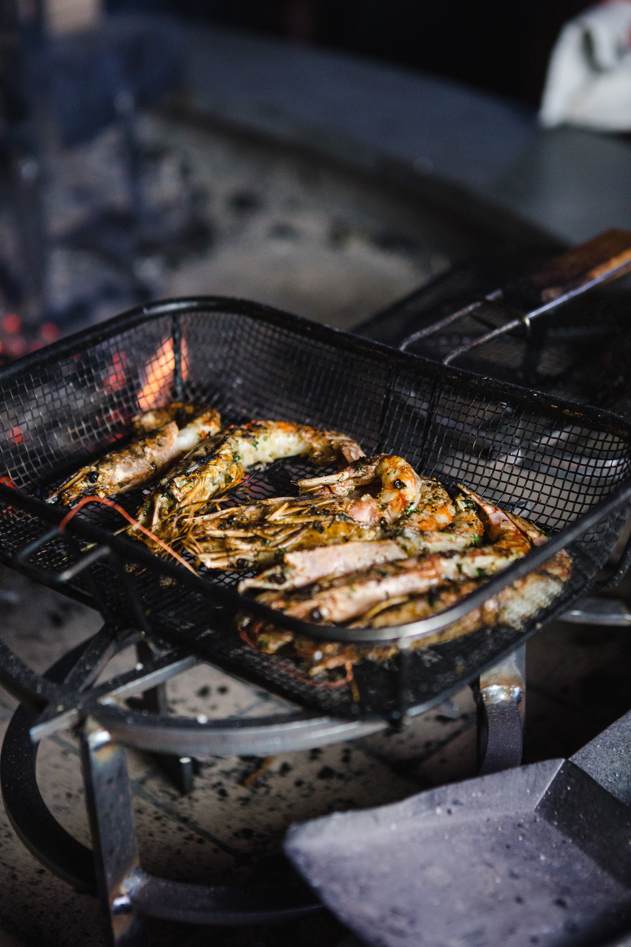 Food + Drink indoor grilling barbecue grill outdoor grill barbecue metal food grillades cooking pan frying pan dish cuisine cookware and bakeware animal source foods meat roasting rack grilled food recipe cooked grill kitchen appliance stove