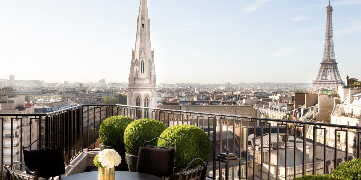 The 11 Most Expensive Hotel Suites In Paris
