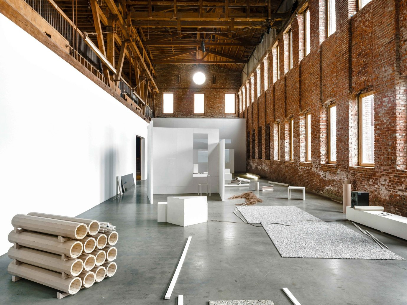 Pioneer Works space in Brooklyn NY