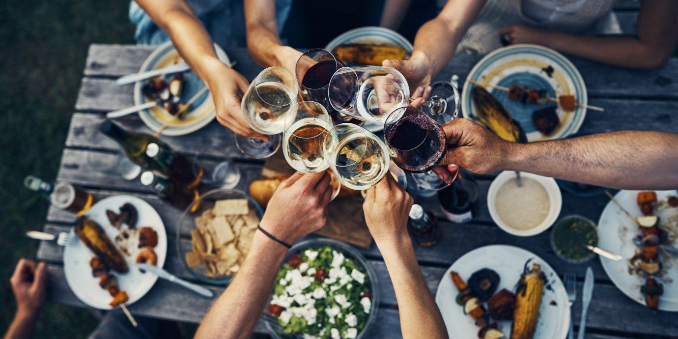 Food + Drink Influencers + Tastemakers person fun food meal