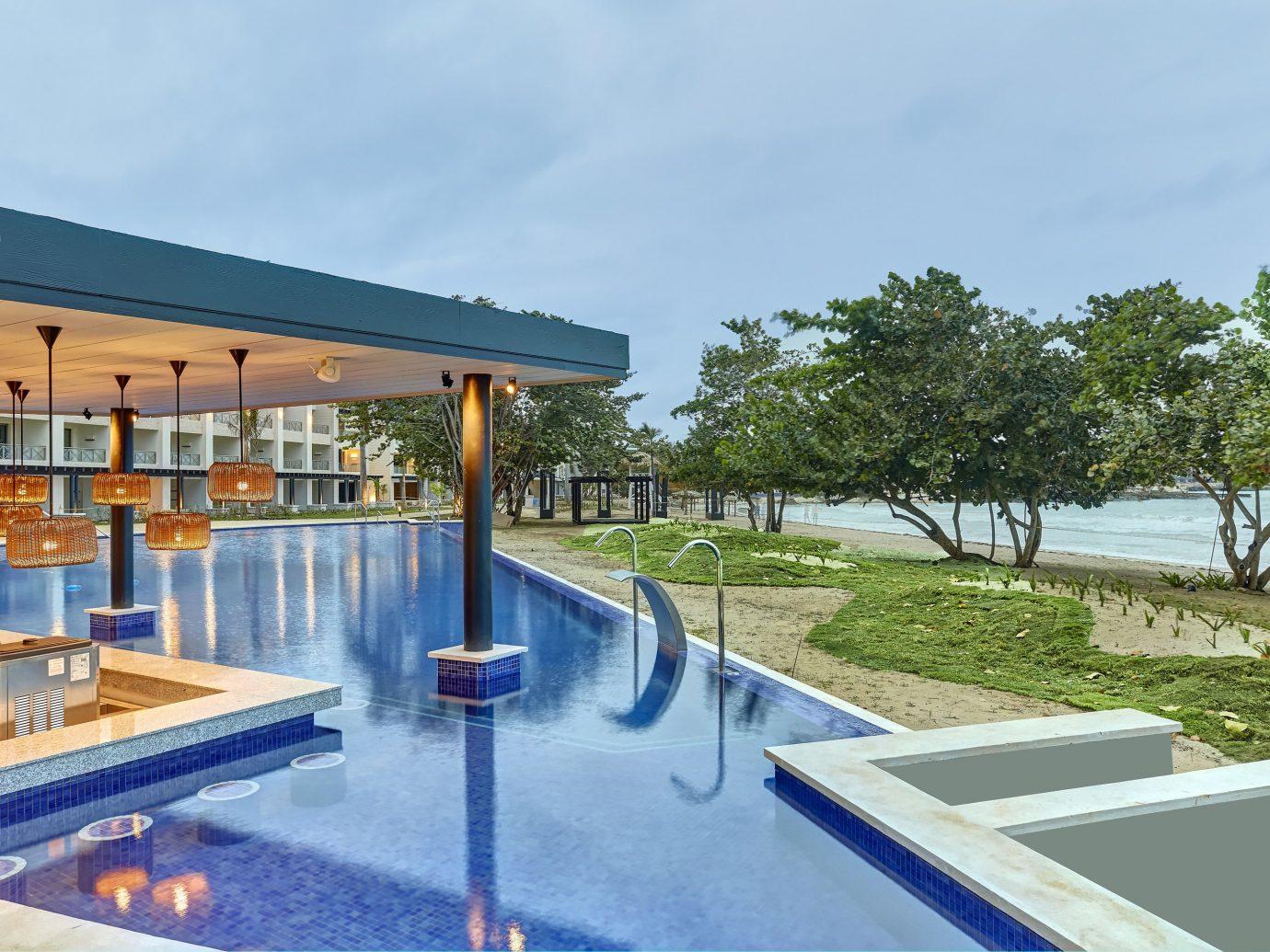Hotels sky outdoor leisure swimming pool property Resort estate vacation real estate Villa home condominium backyard shore