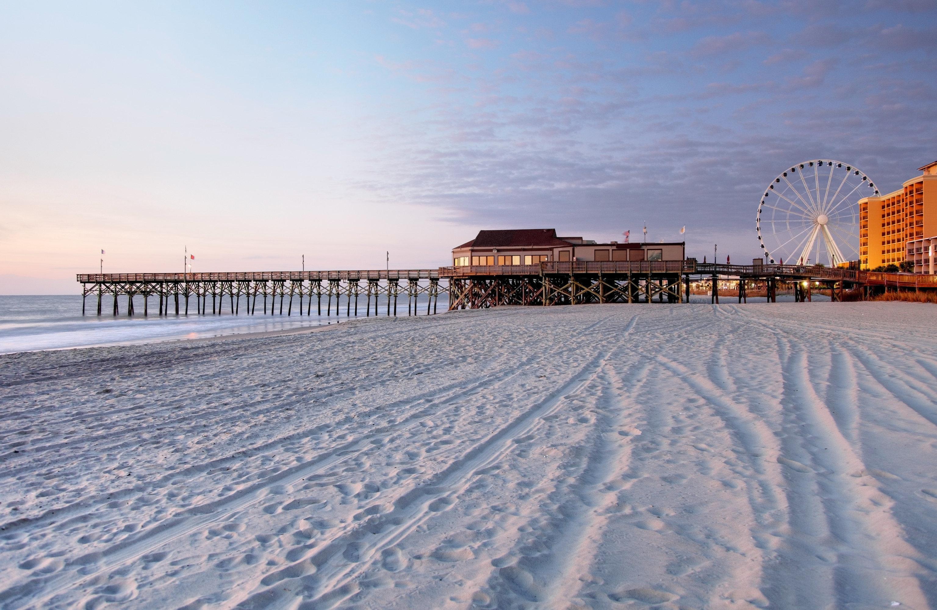 News Trip Ideas sky outdoor pier ground scene snow Winter weather horizon season Ocean morning Sea Beach evening wave sand