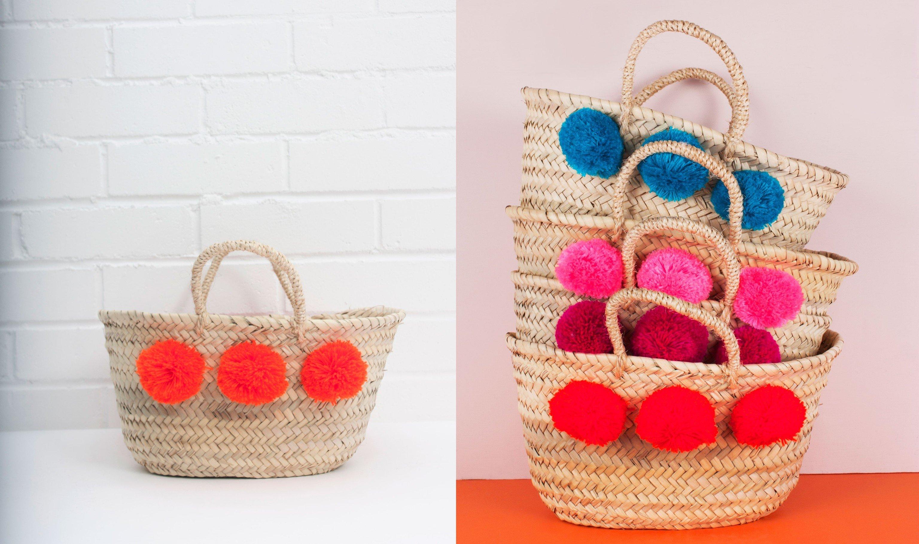 Style + Design crochet art basket footwear fashion accessory pattern handbag