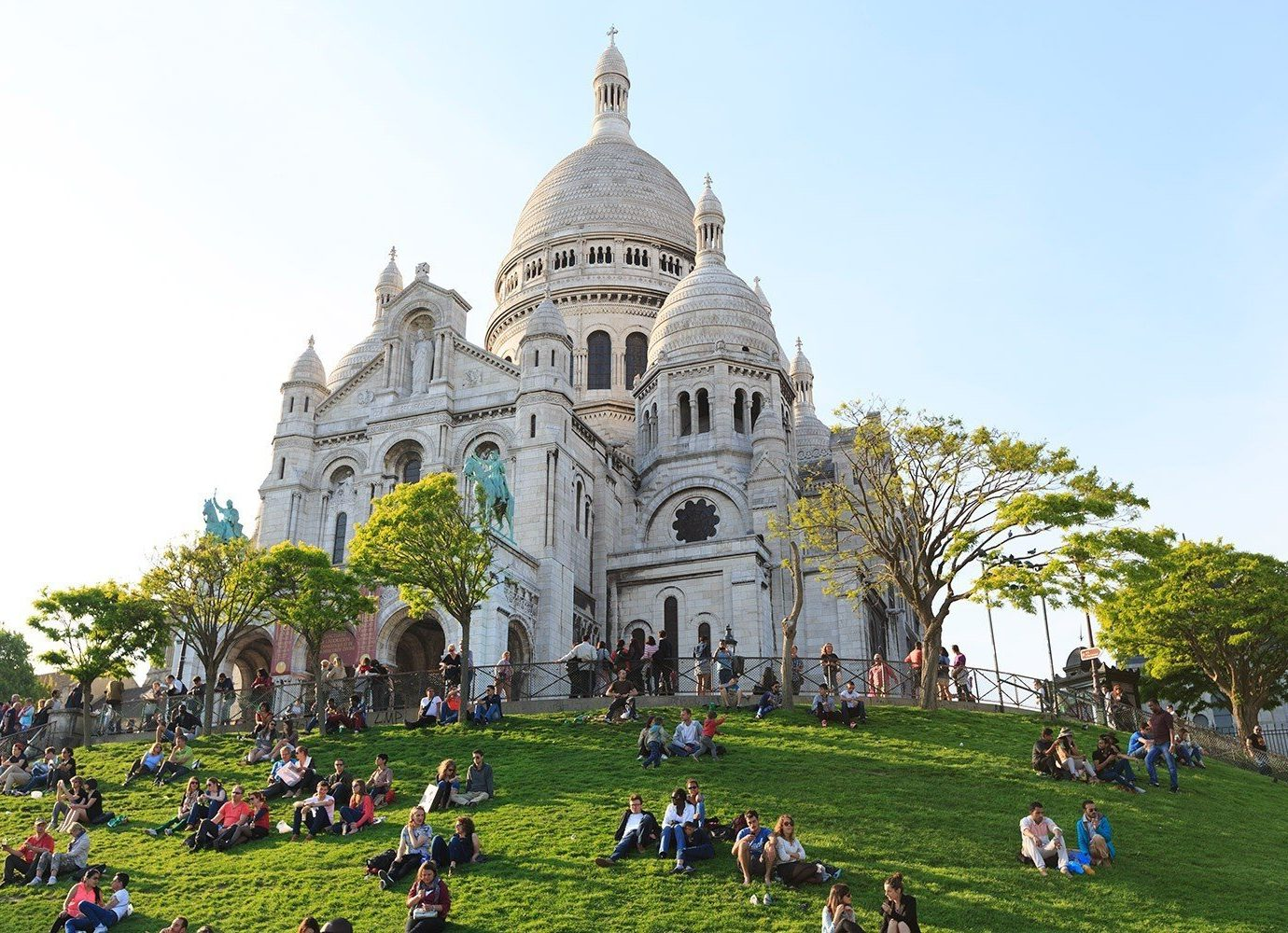 Trip Ideas grass outdoor sky park field building historic site landmark place of worship lawn tourism Church people government building cathedral palace grassy day stone
