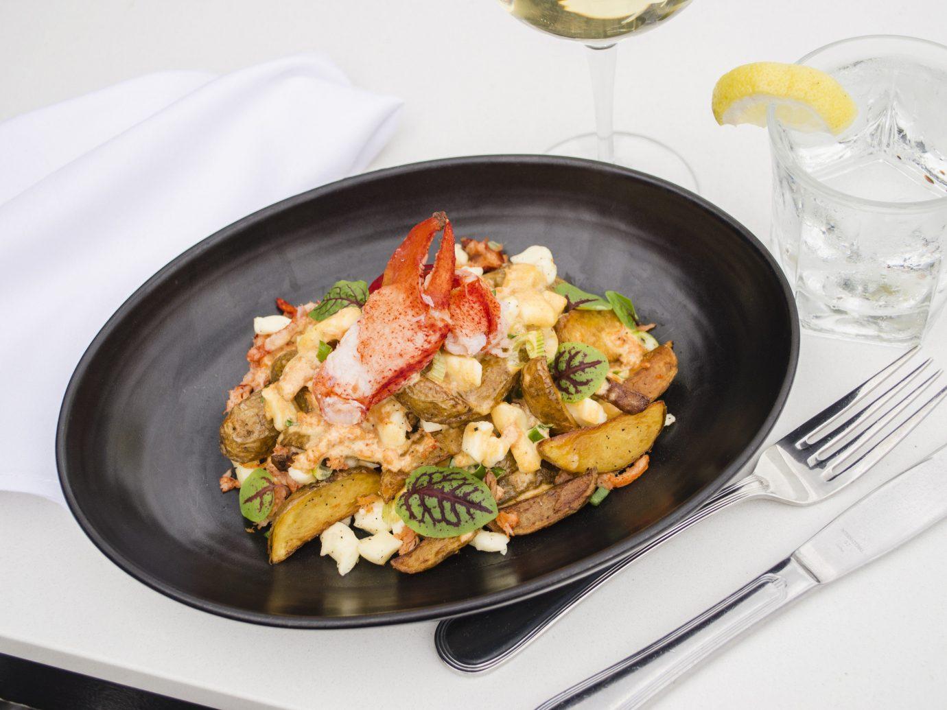 Trip Ideas food plate dish cuisine meal Seafood breakfast vegetarian food recipe vegetable