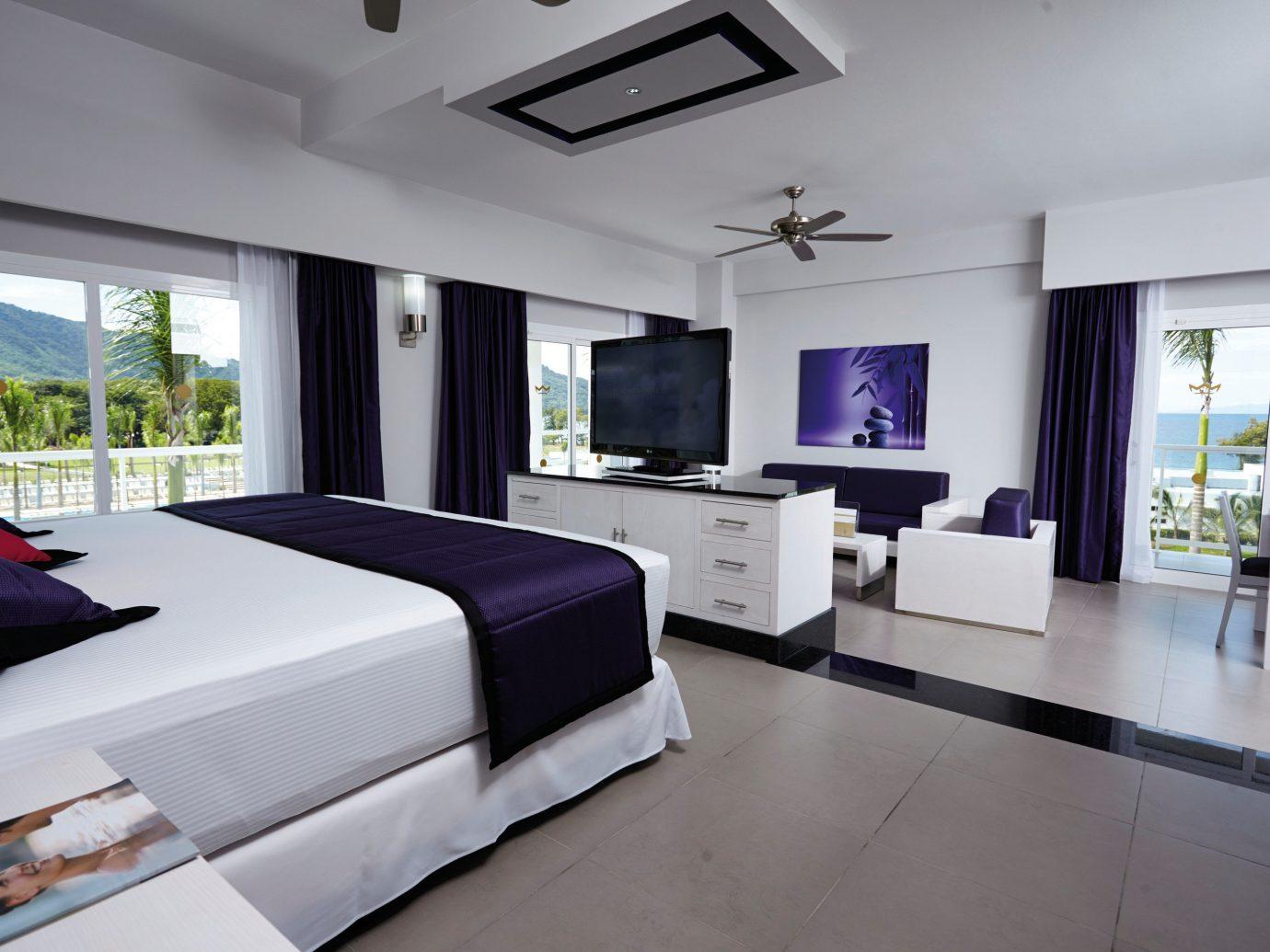 Bedroom at Hotel Riu Palace Costa Rica, Guanacaste