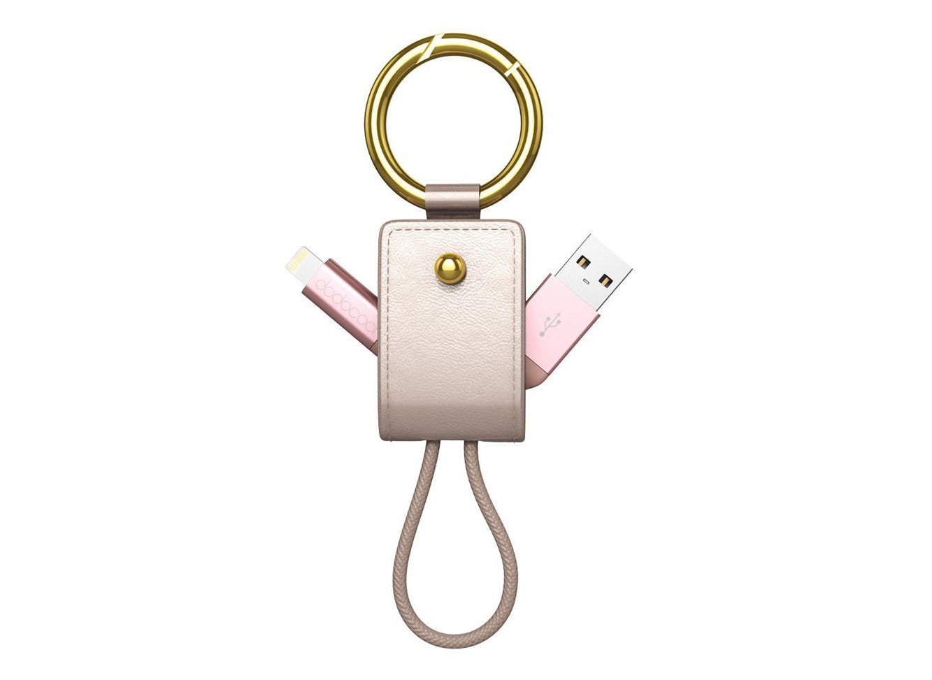 Shop Dodocool Lightning Cable Keychain on Amazon