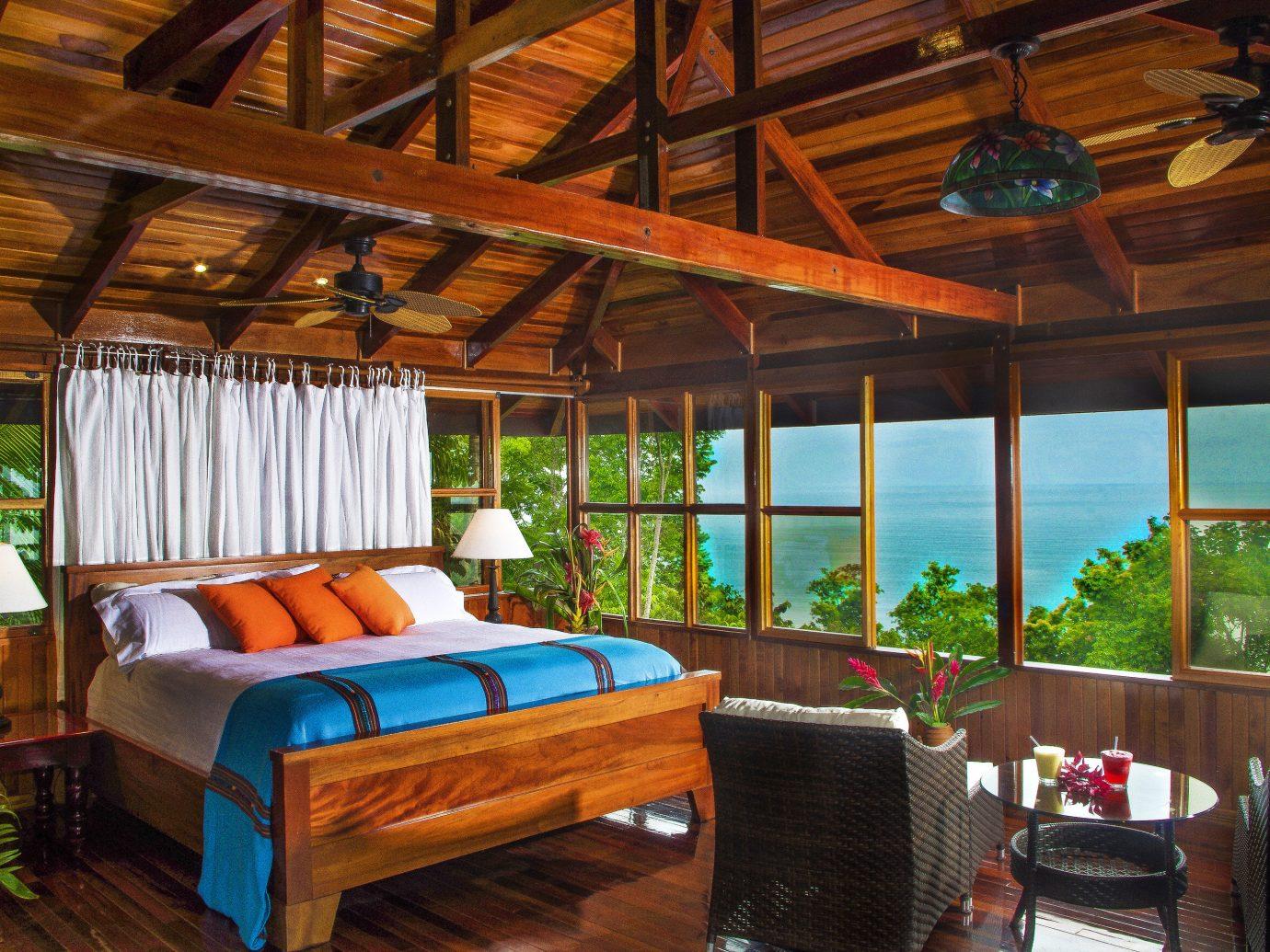 Bedroom at La Paloma Lodge - Costa Rica Osa Peninsula