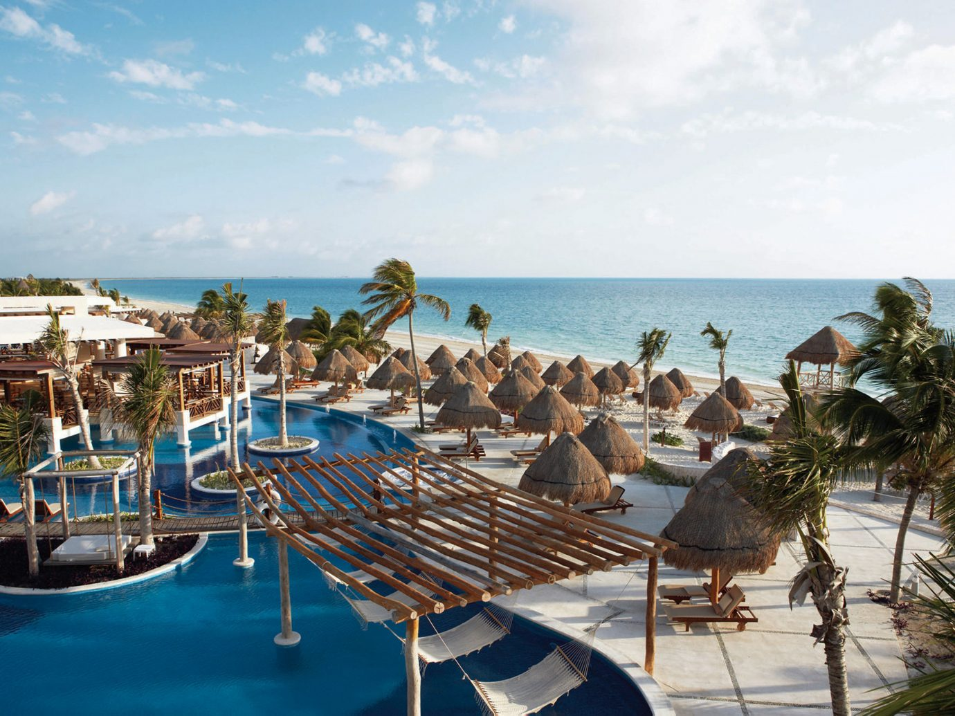Pool In Playa Mujeres Cancun, Mexico - All Inclusive Resort For Adults