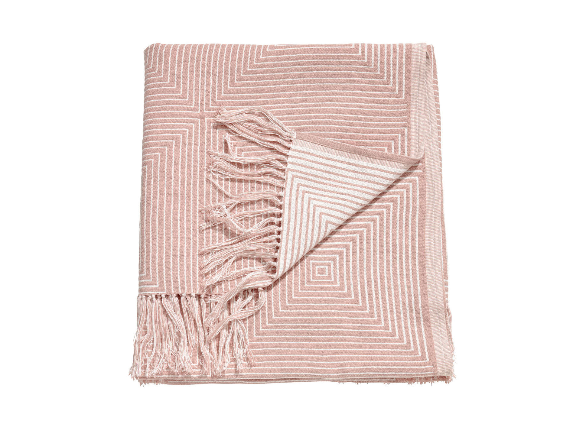 Style + Design Travel Shop line rectangle pattern product placemat square