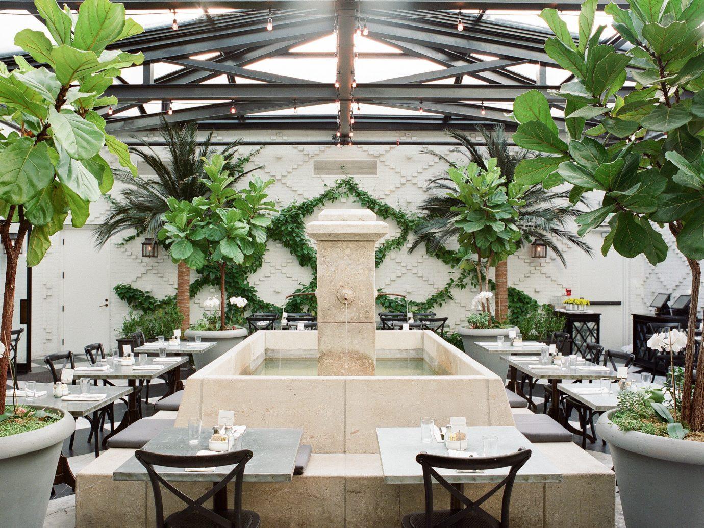 Trip Ideas plant estate Courtyard restaurant floristry home flower interior design outdoor structure Villa Design backyard Garden Resort mansion orangery