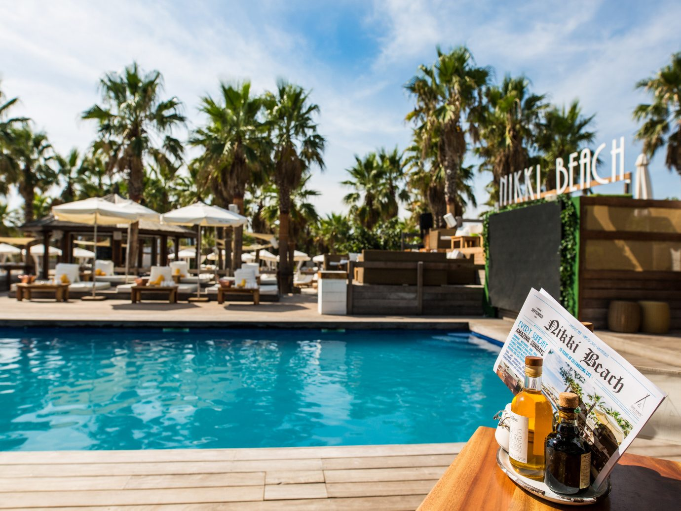 Saint-Tropez pool