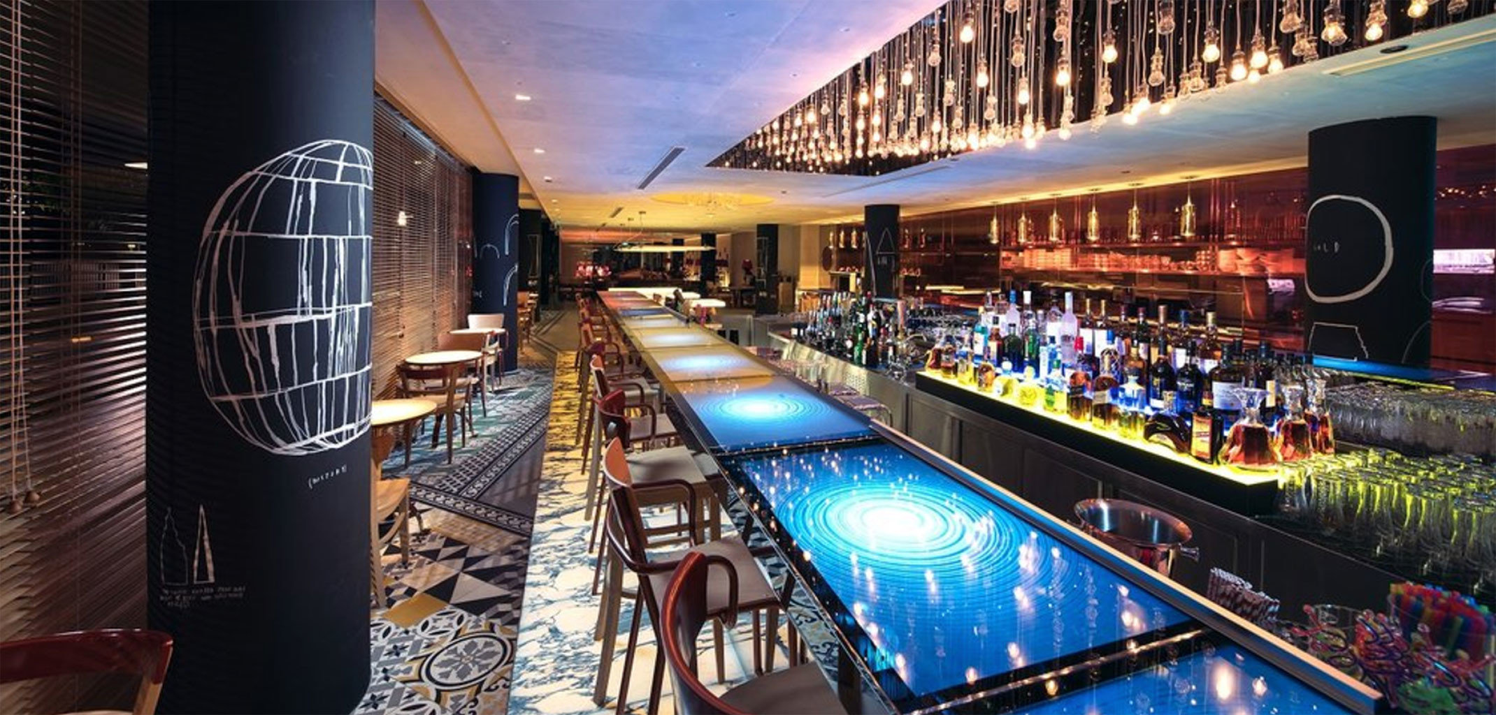 Hotels Romance indoor leisure Bar nightclub Casino
