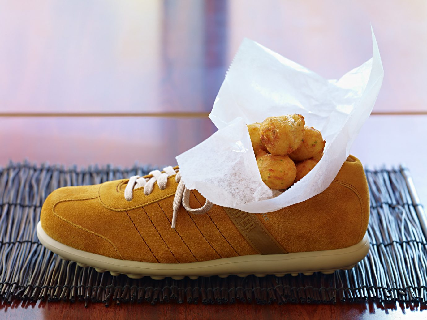 Food + Drink footwear yellow food shoe land plant produce dish sense leg flowering plant flavor