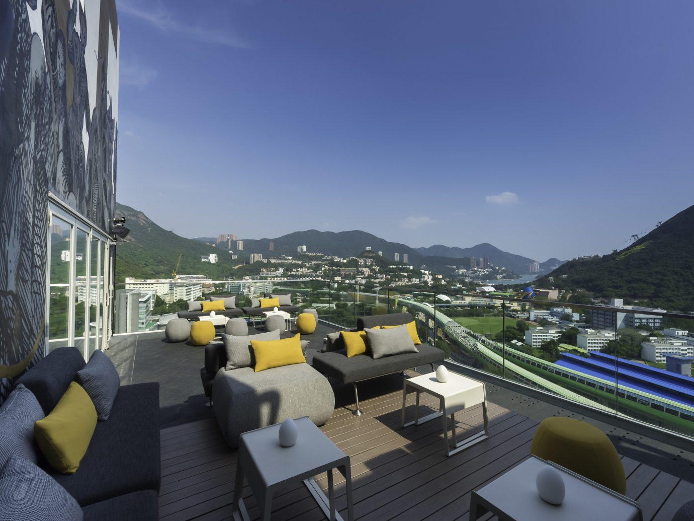 Hotels sky outdoor vacation vehicle marina Sea road