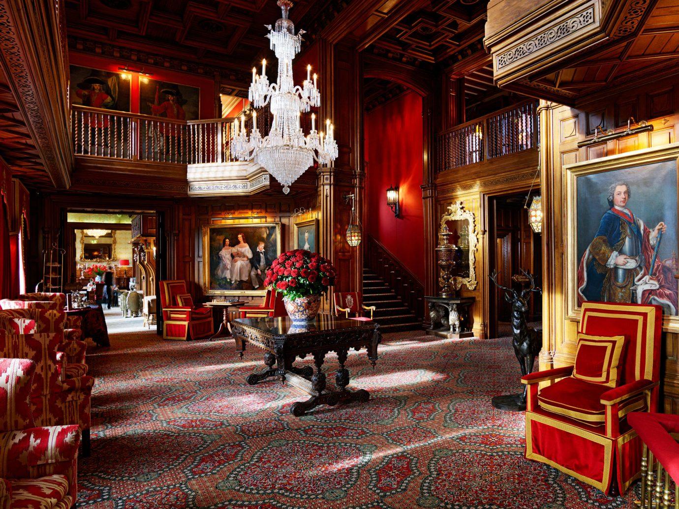 Hotels indoor building restaurant interior design palace