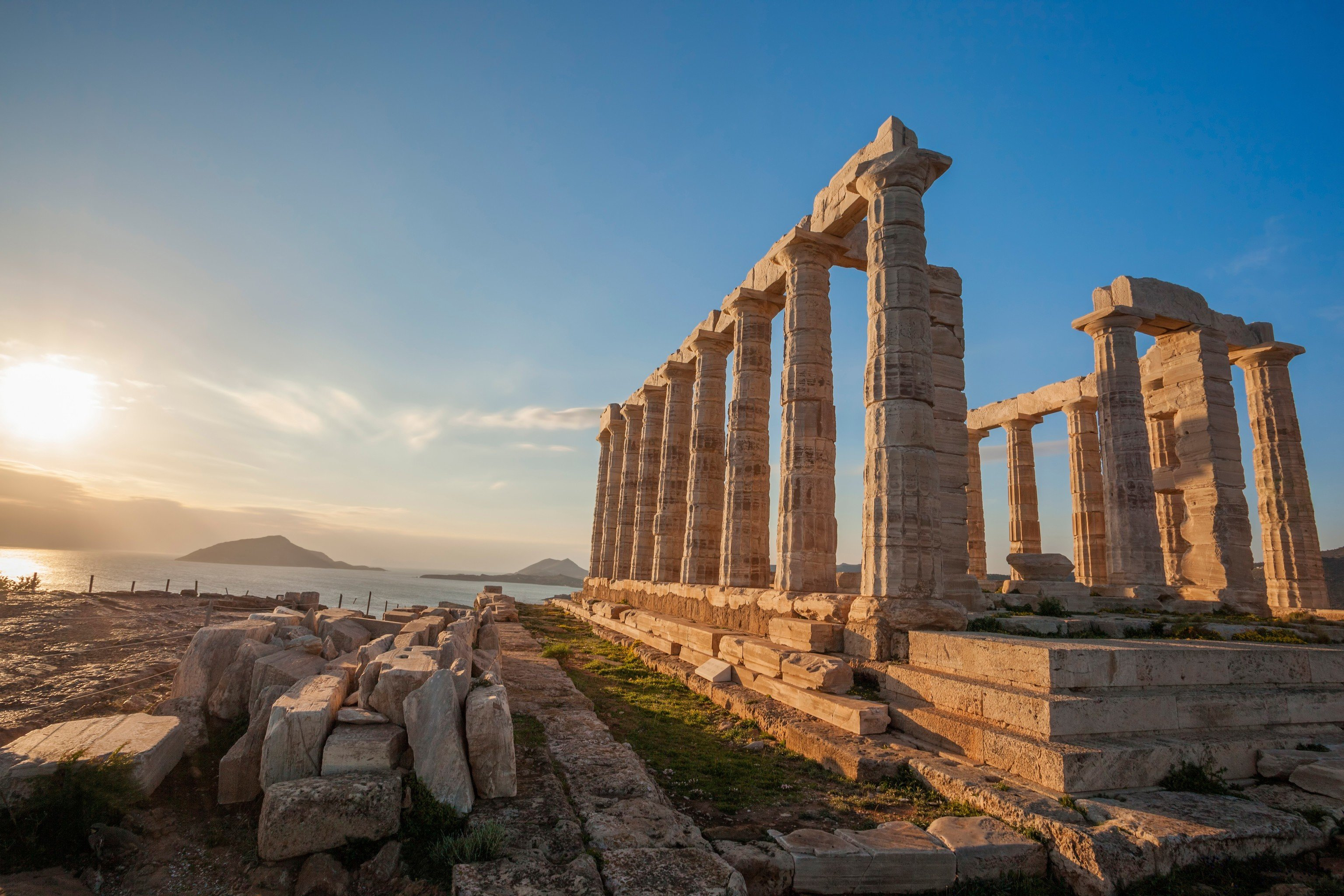 Trip Ideas outdoor sky building Ruins landmark stone ruin rock ancient history wall Architecture vacation tourism place of worship temple arch tower fortification monument ancient greek temple