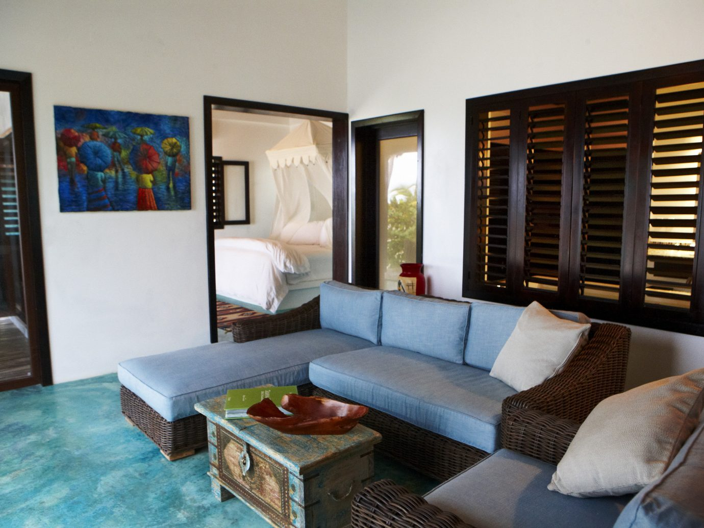 Villa At The Matachica Beach Resort In Belize