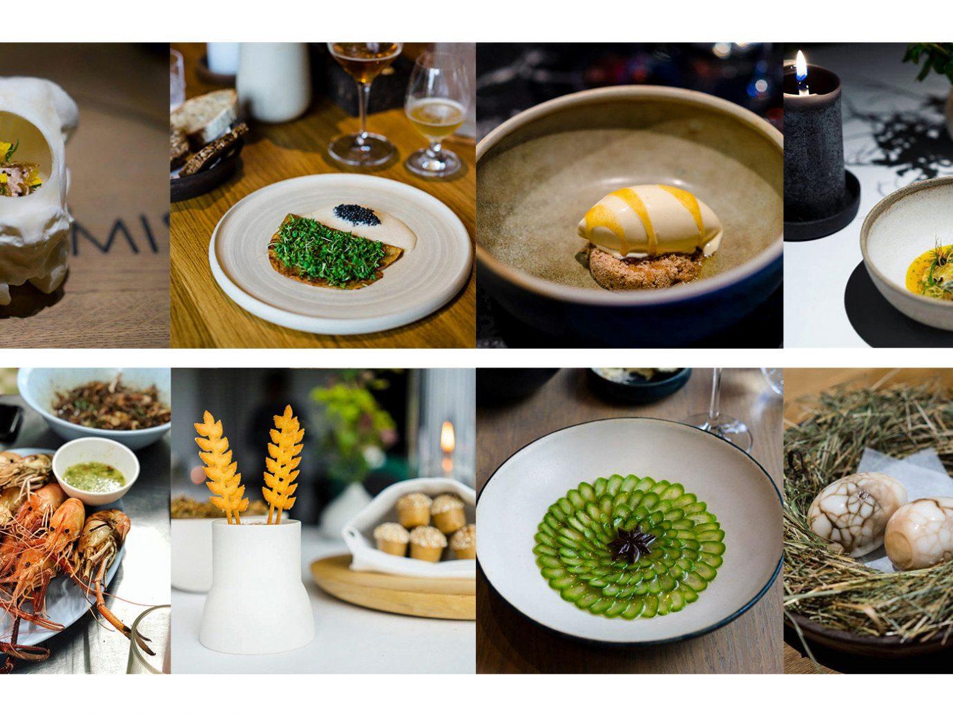 Food + Drink Influencers + Tastemakers food plate meal dish different cuisine vegetarian food vegetable breakfast tableware recipe ingredient brunch comfort food asian food set several