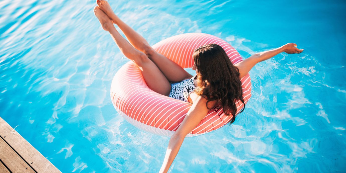 Style + Design water Pool blue outdoor leisure water sport swimming pool Beauty swimwear fun vacation girl summer Sport swimming Sea board laying sky recreation Ocean wave sunlight happiness diving computer wallpaper