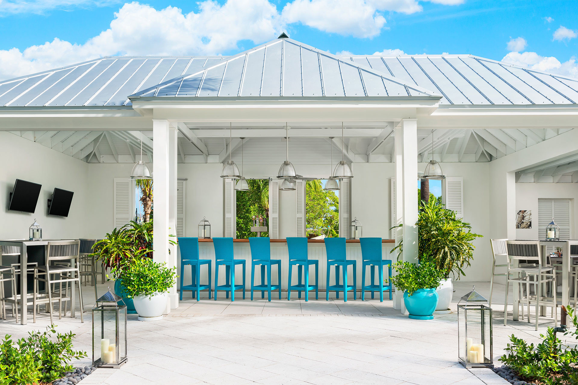 Florida Hotels property estate structure real estate house home outdoor structure roof Villa facade cottage gazebo