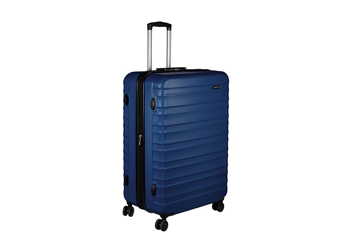 Travel Shop Travel Tech Travel Tips suitcase luggage cobalt blue electric blue product product design hand luggage luggage & bags baggage