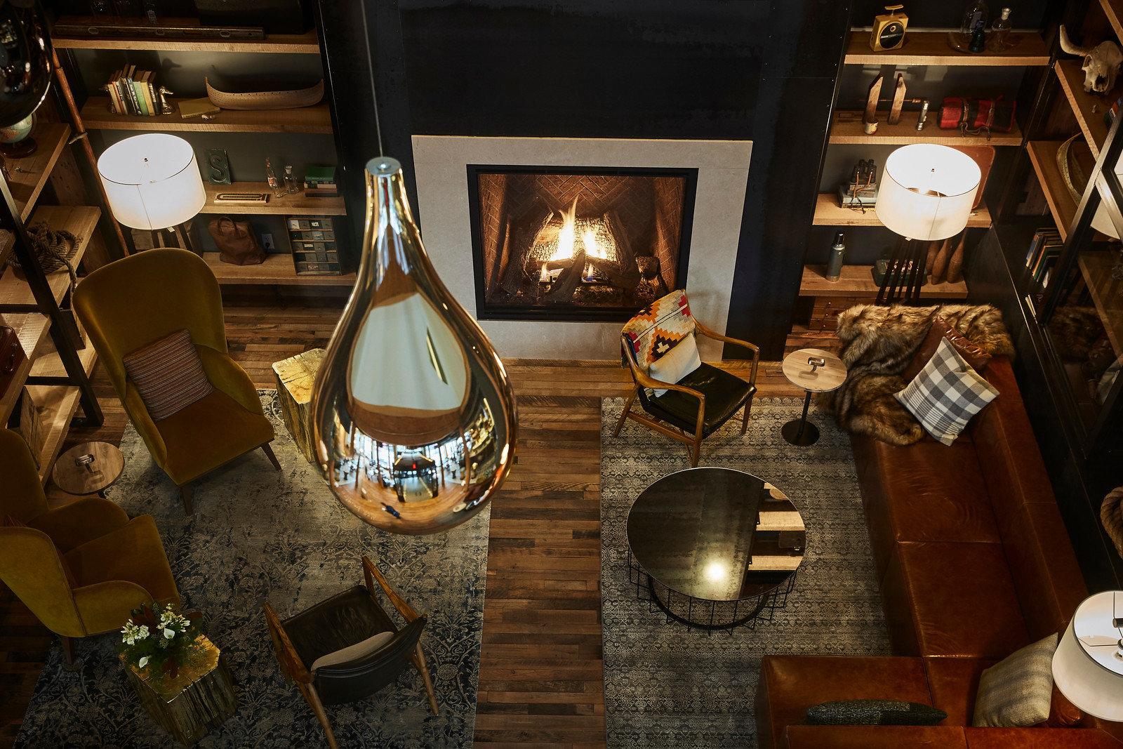 Boutique Hotels Fall Travel Trip Ideas Weekend Getaways indoor room lighting home living room interior design Design restaurant cluttered