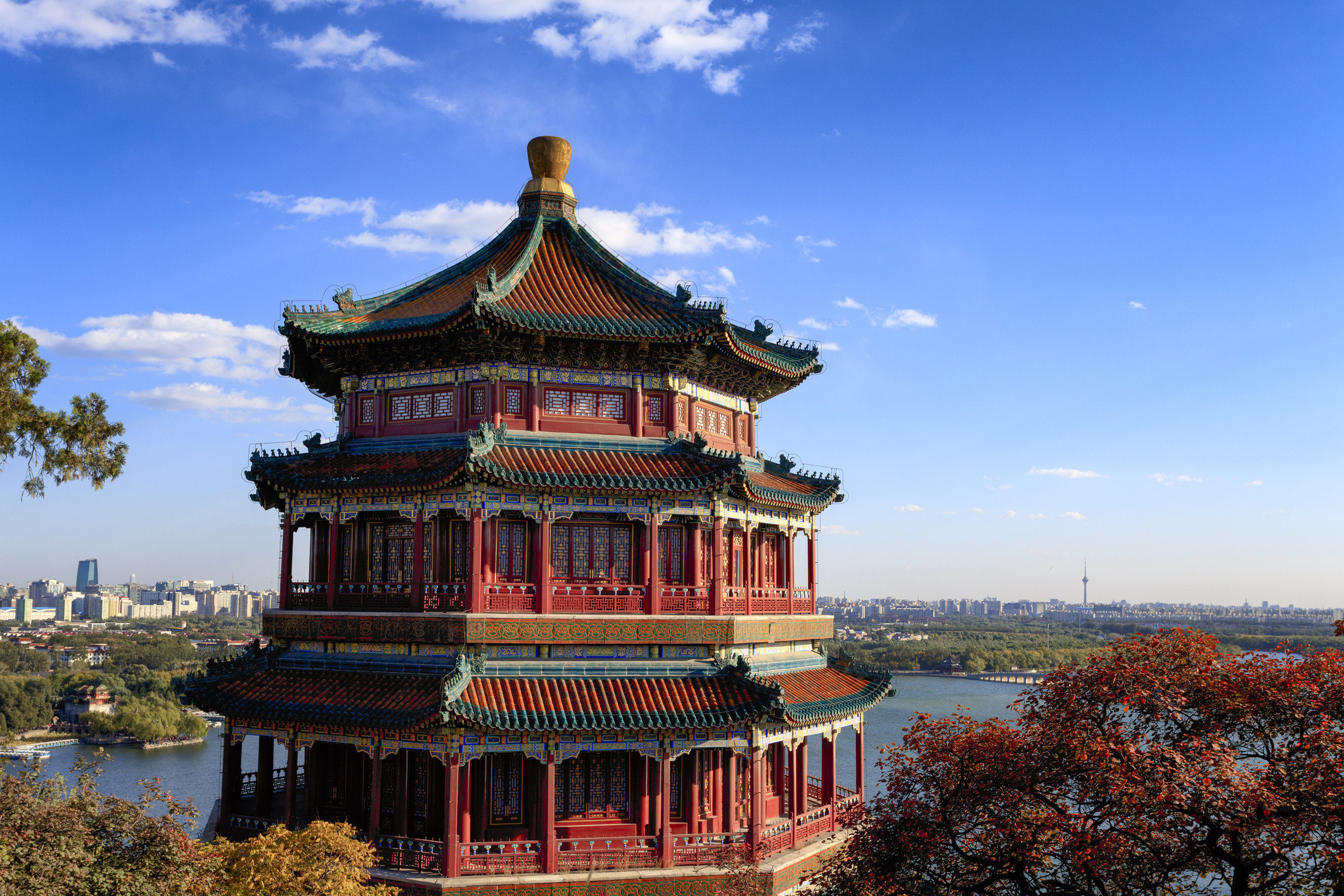 Trip Ideas sky outdoor chinese architecture building landmark historic site place of worship tower temple tourism palace pagoda