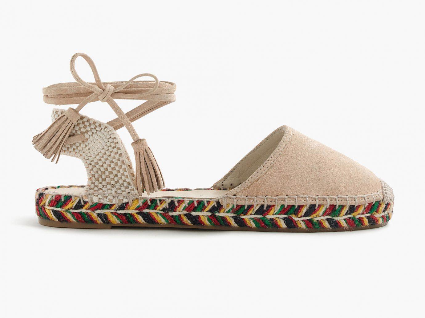 Style + Design footwear shoe leather sandal outdoor shoe beige